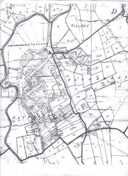 Limvady Valuation Map 1858